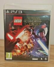 LEGO Star Wars: The Force Awakens (Sony Playstation 3, PS3, 2016)