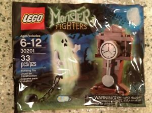 LEGO-Monster-Fighters-30200-amp-30201-Promo-Sets-New-in-Sealed-Baggies