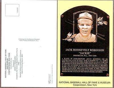 Jackie Robinson Baseball Hall Of Fame Postkarte Tafel Schmerzen Haben Fanartikel