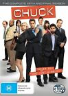 Chuck : Season 5 (DVD, 2012, 3-Disc Set)