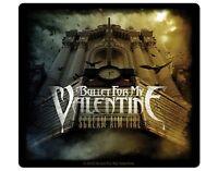 BULLET FOR MY VALENTINE scream aim fire 2012 VINYL STICKER official BFMV