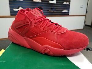 wholesale dealer 9d44e 59bbf Details about Brand New in Box Men's PUMA BOG Blaze of Glory Sock Core  362038-03 High Risk Red