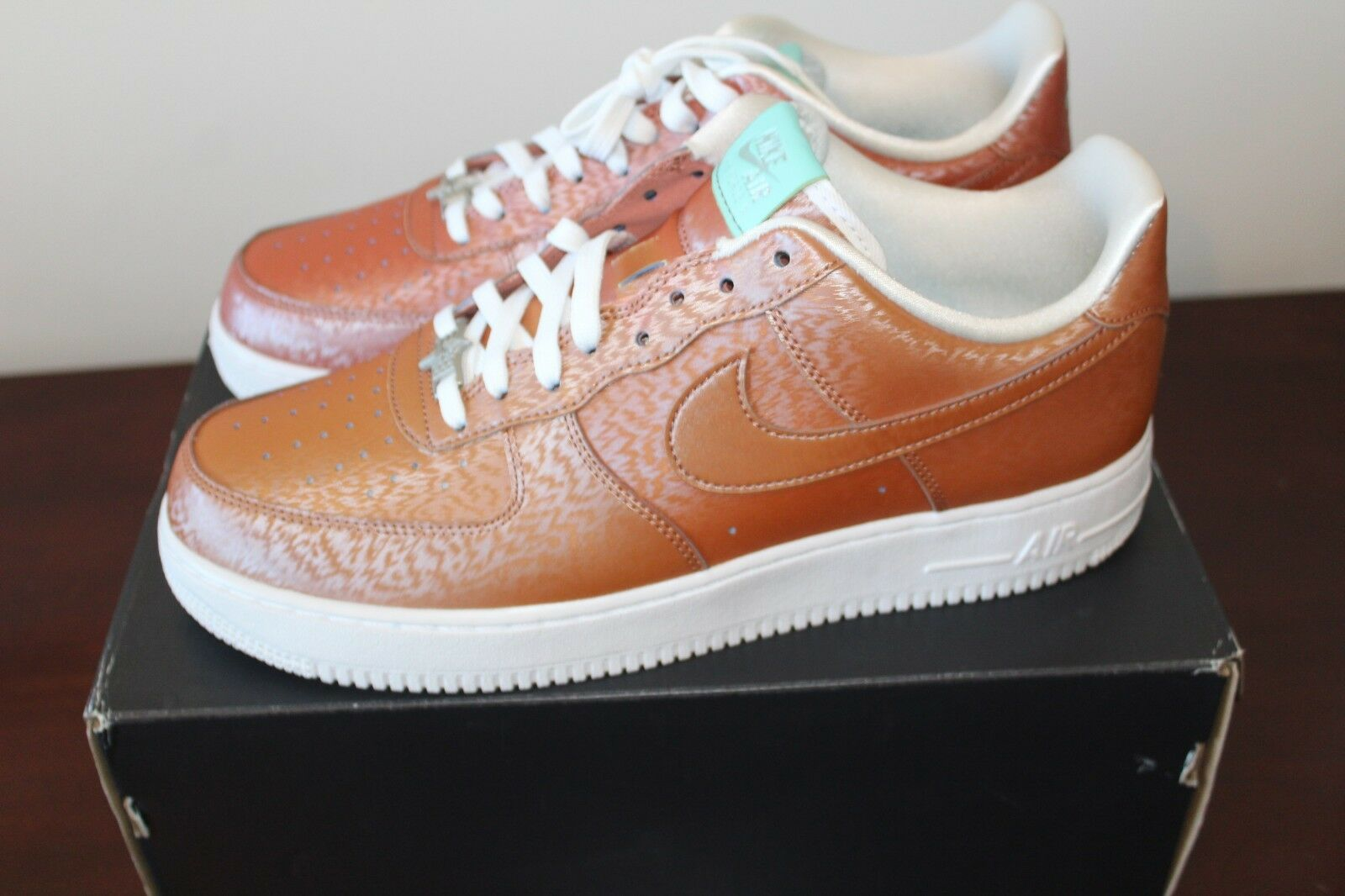 Nike Air Force 1 - Statue of Liberty   Lady Liberty  - Size 11.5 DS Brand New