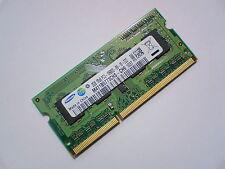 2GB DDR3-1333 PC3-10600 SAMSUNG M471B5773CHS-CH9 1333Mhz LAPTOP RAM SPEICHER