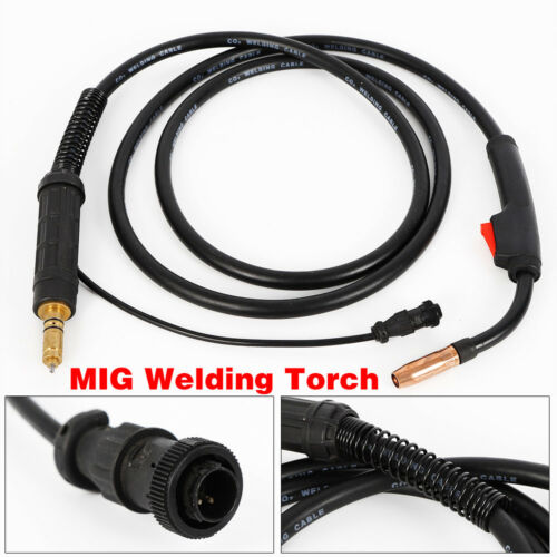 100A MIG Welding Torch for Miller M-10 M-100 195605 248282 USA Easy to install!