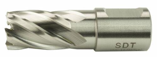 """Steel Dragon Tools® 11//16/"""" x 1/"""" HSS Annular Cutter 3//4/"""" Weldon Shank"""