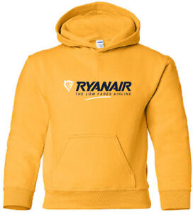 Air Inter Europe Retro Logo French Airline HOODY