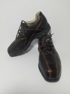 7a73fc6f Nike Mens 2008 Air Zoom Pro CS Golf Shoes Brown Leather Size 9   eBay