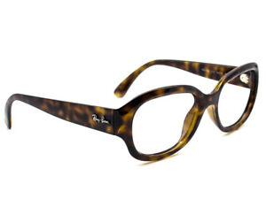 Ray Ban Women s Sunglasses FRAME ONLY RB 4198 710 Tortoise Italy 55 ... 592c459ff7