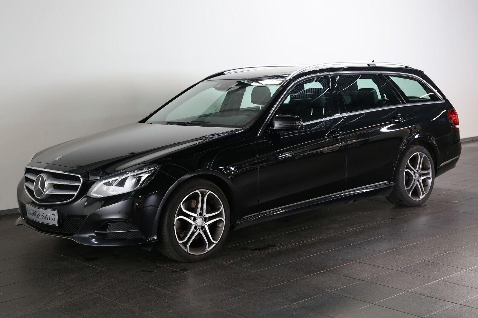 Mercedes-Benz E250 2,2 CDi Avantgarde stc. aut.