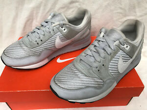 7459984fd0d Nike Air Pegasus 89 Platinum 844888-002 Grey Marathon Running Shoes ...