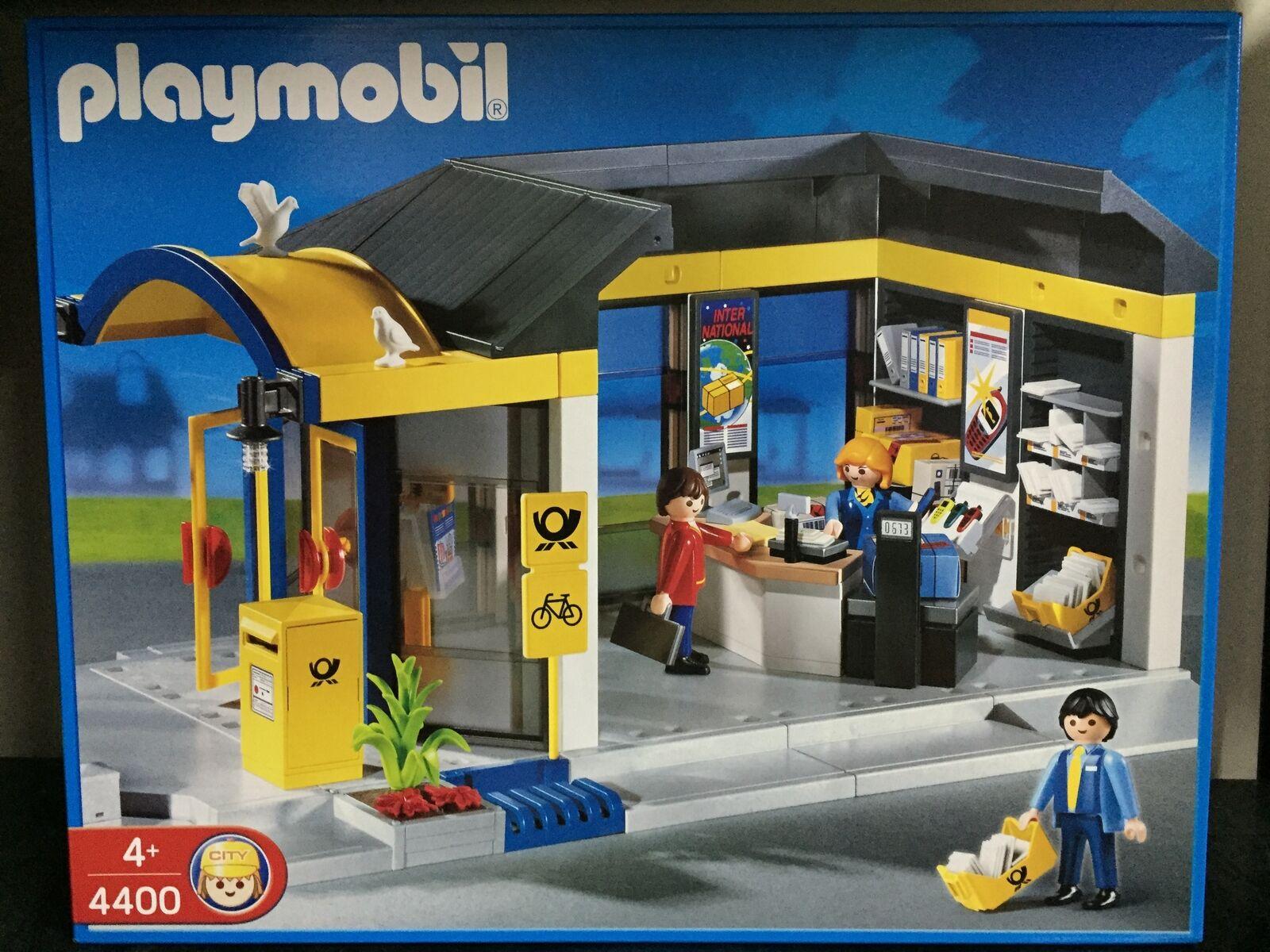 Playmobil Città 4400 UFFICIO POSTALE Postal Office MIB, 2003
