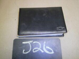 2002-02-SILVERADO-SIERRA-1500-ORIGINAL-OWNERS-MANUAL-BOOK-BOOKLET-INSTRUCTION-OE