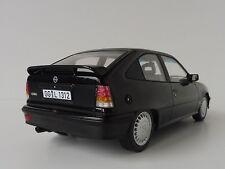 OPEL KADETT E GSi 1987 schwarz 1/18 Norev 183612 Vauxhall Astra BLACK