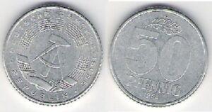 """Pièce de monnaie de """"ALLEMAGNE"""" 50 Pfennig (1958) - France - Région: Europe Année de frappe: 1958 Pays: Allemagne - France"""