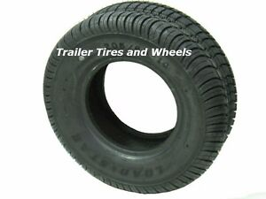 Pontoon Boat Trailer Tire 205 65 10 20 5x8 10 10 10 Ply Heavy Duty