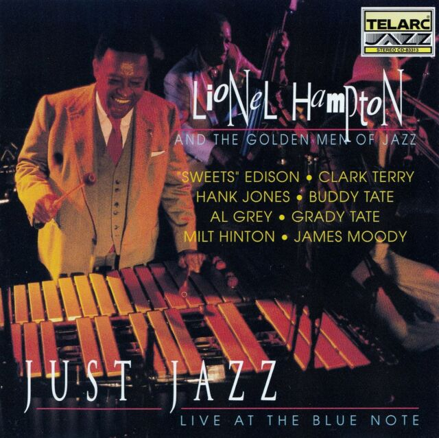 LIONEL HAMPTON : JUST JAZZ - LIVE AT THE BLUE NOTE / CD - TOP-ZUSTAND