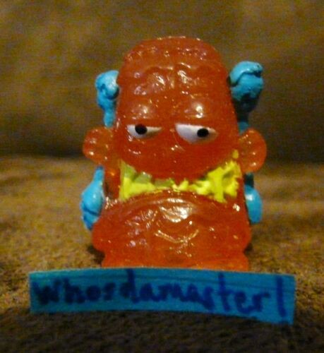 The Trash Pack Junk Germs Series 7 #1089 ROTTEN BUD Red Mint OOP