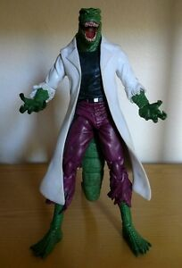"""Marvel Legends Spiderman Fearsome Foes Box Set 6"""" Inch Lizard Action Figure used"""
