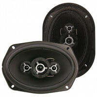 (2) Ppi 6x9 Car Speakers.sound.4way.pair.800w Stereo System.4ohm.6x9inch.set