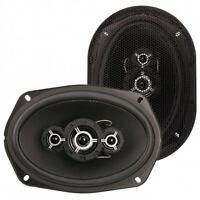 (2) Ppi 6x9 Car Speakers.sound.4way.pair.800w Stereo System.4ohm.6x9inch.set