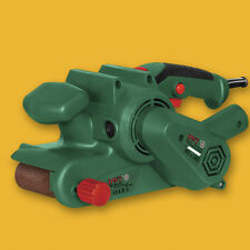 Bandschleifer 750 Watt Schleifmaschine Schleifer 457 x 75 mm und Drehzahlregler