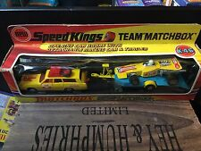 Matchbox Speed Kings Rares K-46A-1.Version Set mint OVP very good Condition 1973