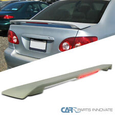 FOR 2003-2009 04 05 06 07 08 TOYOTA PRIUS-Rear Window Roof Spoiler Unpainted