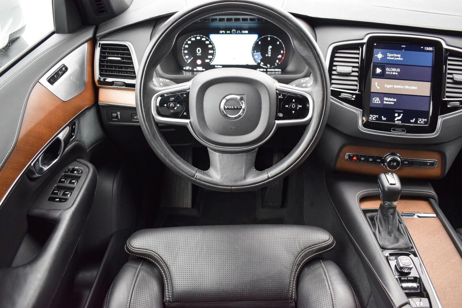 Volvo XC90 2,0 D5 235 Inscription aut. AWD 7p - billede 5