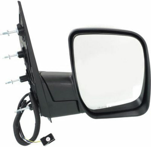 NEW RIGHT DOOR MIRROR FOR 2009-2010 FORD VAN ECONOLINE FO1321338