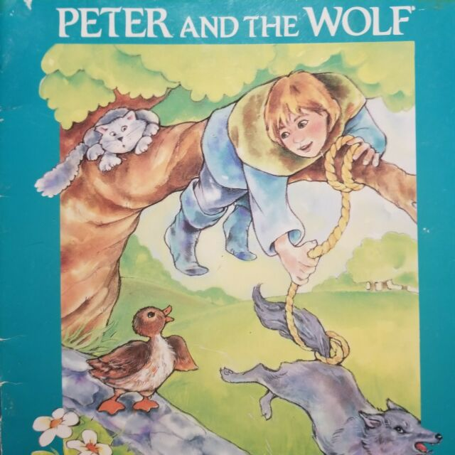 Peter and the Wolf by David Eastman