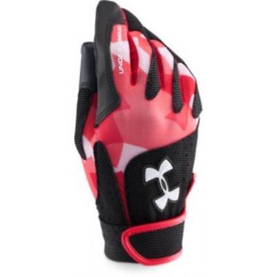 Sporting Goods Baseball Style 1265941-600 Under Armour Radar Iii Women's Fastpitch Batting Gloves