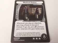 STAR WARS POCKETMODEL - MEDICAL STATION - CWT 49 - RARE - LOADS MORE INSTORE