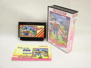 ERIKA SATORU YUME BOKEN Yumeboken Ref/bcc Famicom NINTENDO fc