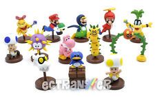 """New Lot 13 Super Mario Bros 0.7~2"""" Action Figure Doll/MS1560"""