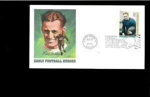 2003-FDC-Early-Football-Heroes-South-Bend