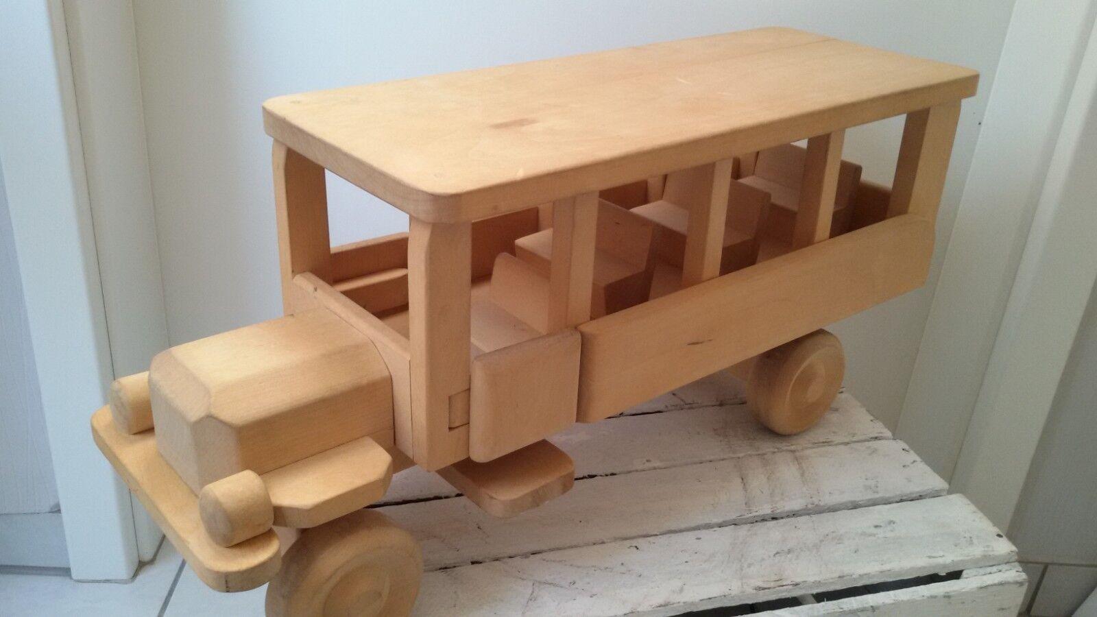 Holz bus  | Kunde zuerst
