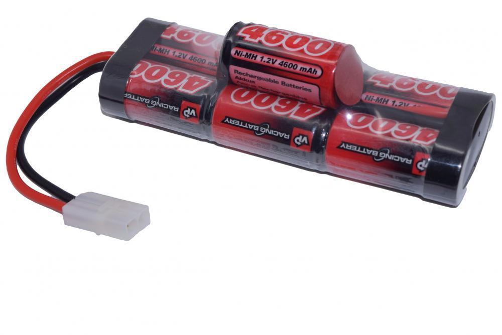 8.4V V NiMH 4600mAh Wiederaufladbare Batterie Hump Tamiya vapextech