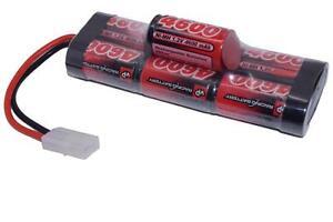 8-4v-Nimh-4600mAh-Batterie-Rechargeable-Ralentisseur-Tamiya-Vapextech