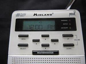 midland noaa weather radio wr 300 manual