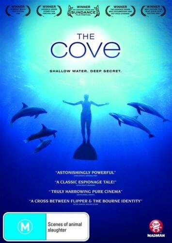 1 of 1 - The Cove (DVD, 2009) - Region 4