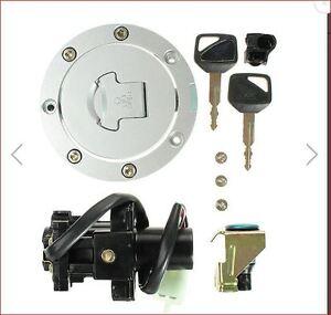 MOTO-HONDA-CBR900RR-954-929-00-01-02-03-ACCENSIONE-carburante-Tappo-serratura