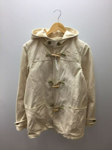 Schott Duffel Coat/M/Cotton/Ivory