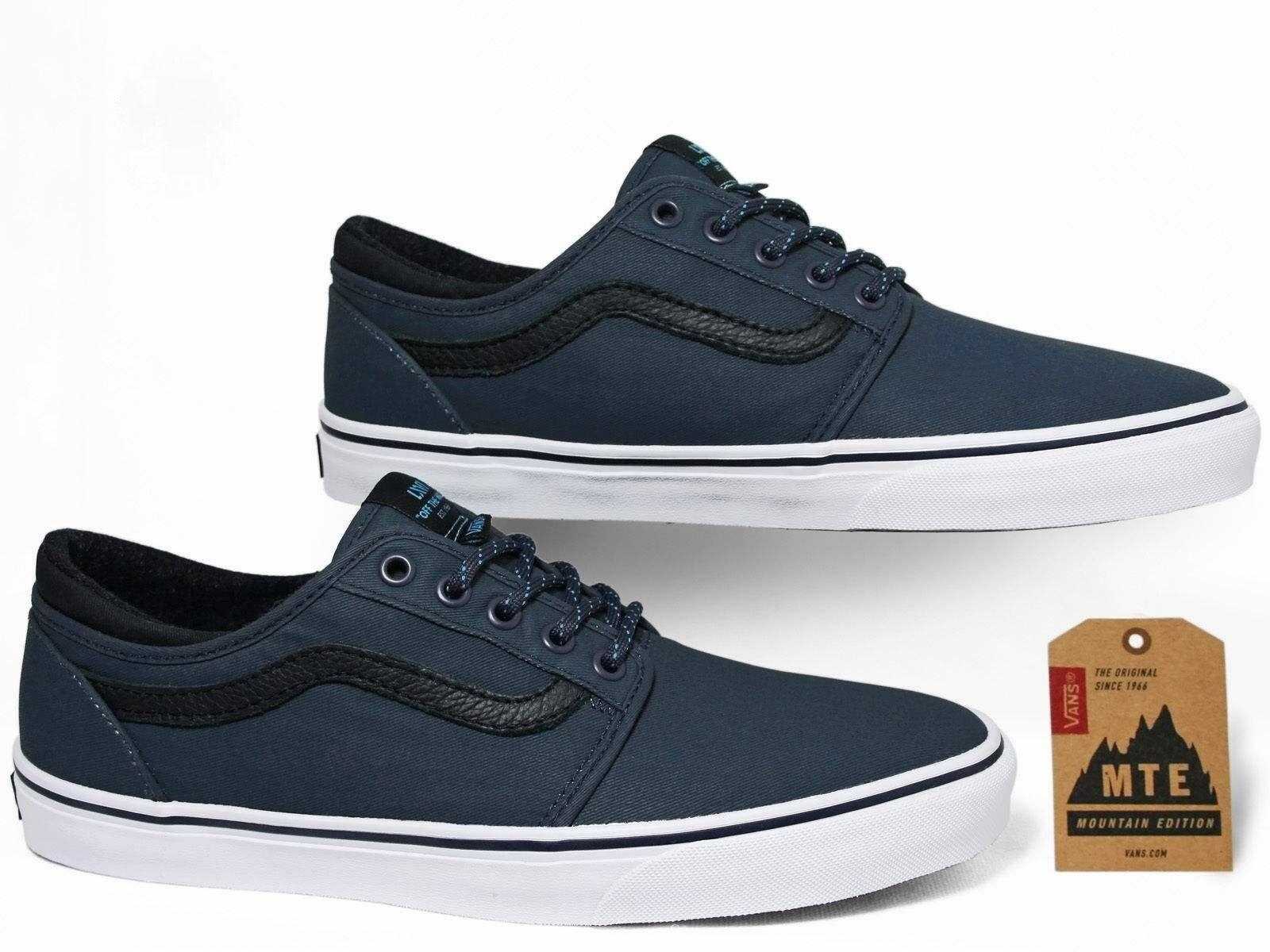 Vans Trig Ombre Mte Ombre Trig Azul/blanco Para Hombre Classic Skate Zapatos 8 9f9259