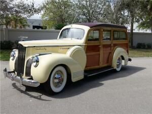 1941 Packard One-Twenty