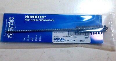 "x 240 grit S//C Osborn ATB Flexible Hone Honing Tool 1//4/"" 6.4mm"