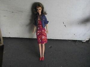 Vintage-Barbie-Bendable-Leg-Francie-Doll-1965-in-VGC-pb2