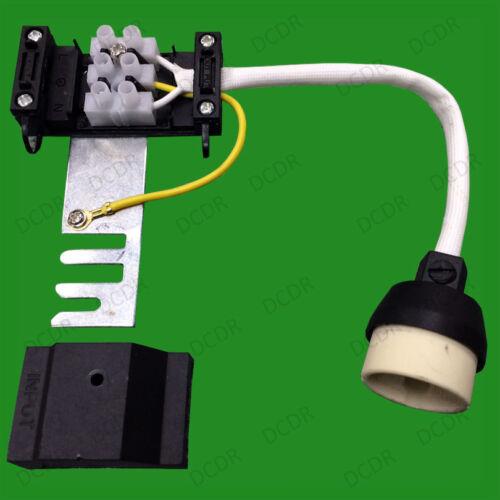 7x gu10 douille en céramique résistant à la chaleur Lampe FLEX titulaire pont down luminaire