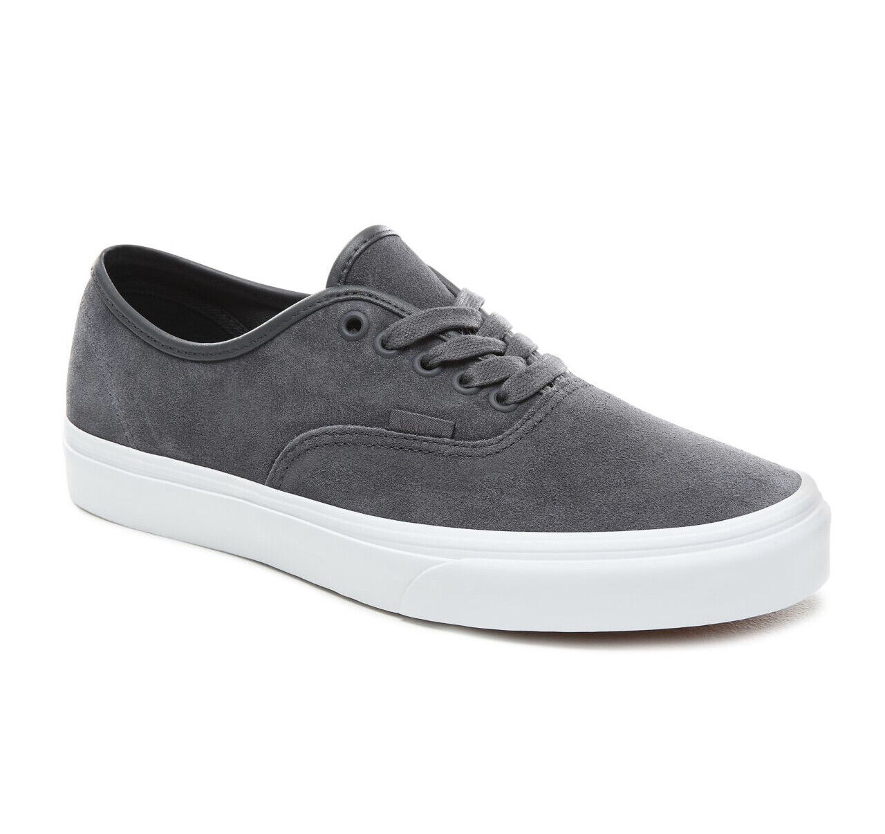 Vans Authentic Soft Suede - Ebony White (VN0A38EMVKE1) RRP