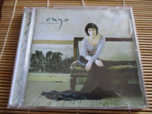 1 of 1 - A Day Without Rain by Enya (CD, Nov-2000, Warner Bros.)